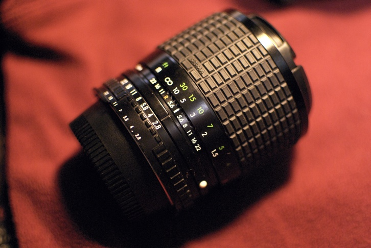 SIGMA ZOOM-MASTER<br>35-70mm 1:2.8-4