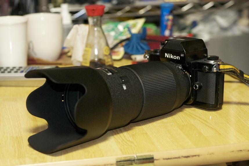 AF 80-200mm F2.8ED