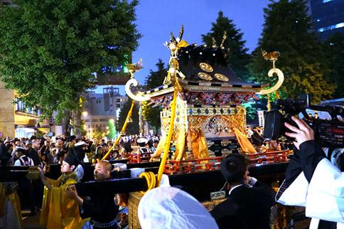 神田祭 鳳輦