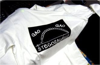 GAO GAO STEGOSAURUS